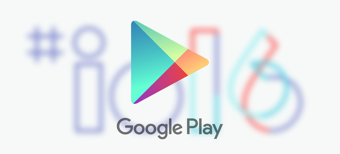 Google Play Android io16